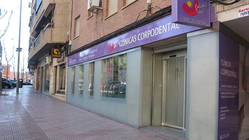 Clínica Corpodental Ciudad Real